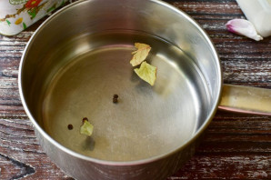Сало в рассоле с сахаром - фото шаг 2