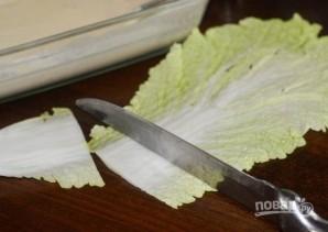 Жареная китайская капуста - фото шаг 2