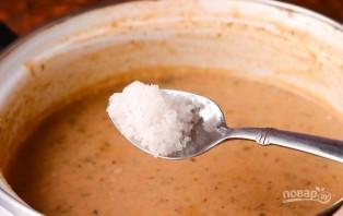 Зимний суп из помидоров - фото шаг 8