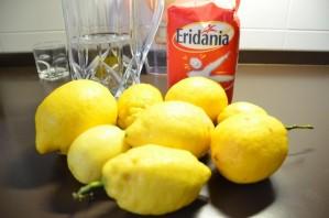 Варенье из лимонов с цедрой - фото шаг 1
