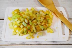 Салат из кабачков и баклажанов на зиму - фото шаг 1
