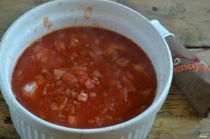 Тефтели с рисом под томатным соусом - фото шаг 6