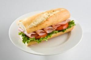 Бутерброды с багетом - фото шаг 6