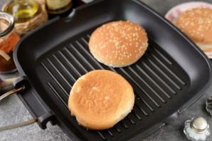 """Бургер """"Слоппи Джо"""" - фото шаг 8"""