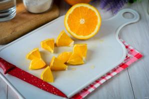 Компот из апельсинов на зиму - фото шаг 2