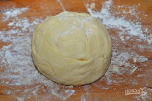 """Торт """"Наполеон"""" домашний - фото шаг 5"""