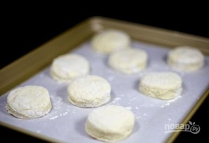 Печенье на кефире - фото шаг 11