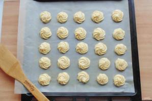 Торт из профитролей с заварным кремом - фото шаг 8