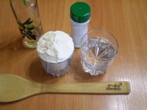 Заварное тесто для вкусных вареников - фото шаг 1