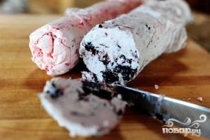 Французские тосты с ягодным маслом - фото шаг 8