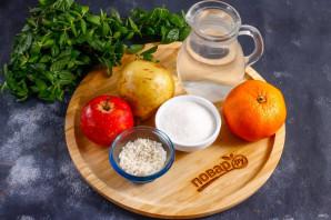 Фруктовый суп с рисом - фото шаг 1