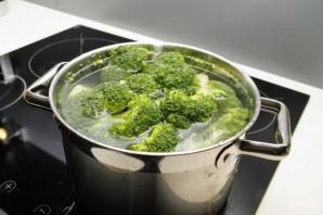 Овощной суп-пюре с брокколи - фото шаг 3