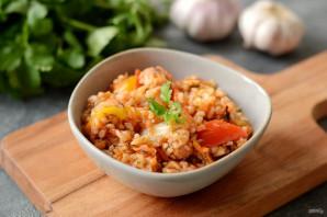 Цветная капуста с рисом на зиму - фото шаг 9