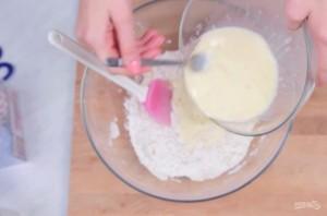 Полезные овсяные маффины с ягодами - фото шаг 1