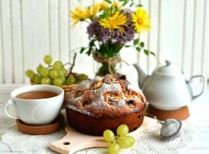 Миндальный кекс с виноградом - фото шаг 7