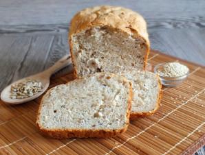 Хлеб с семечками в хлебопечке - фото шаг 5
