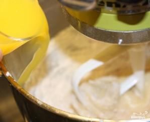 Пирог с медом простой - фото шаг 4