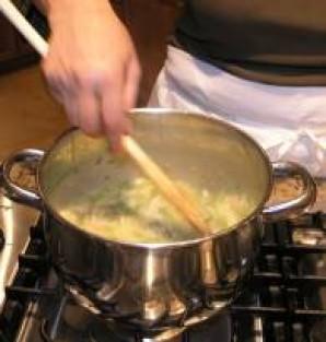 Суп из риса и гороха - фото шаг 8