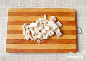Салат с маринованным корнем сельдерея - фото шаг 2