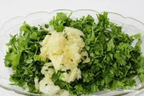 Картофельные лепешки в духовке - фото шаг 2