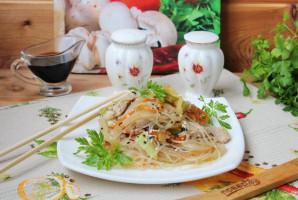 Крахмальная лапша по-китайски - фото шаг 12