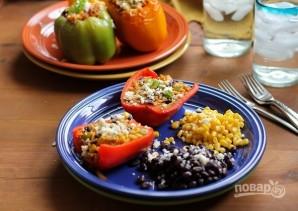 Фаршированный перец в мексиканском стиле - фото шаг 5