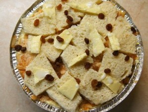 Шарлотка из сухарей с яблоками - фото шаг 11