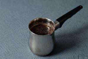 Чай на кокосовом молоке - фото шаг 3
