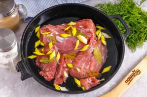 Диетическая говядина в духовке - фото шаг 3