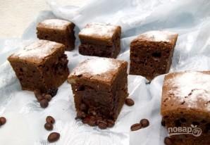 Шоколадный пирог Брауни - фото шаг 9