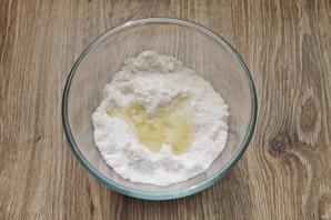 Окунь в соли в духовке - фото шаг 4