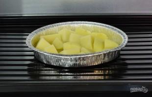 Картофель в духовке - фото шаг 4