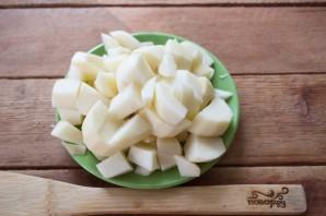 Суп гороховый с гренками - фото шаг 4
