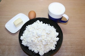 Твёрдый сыр из молока - фото шаг 1