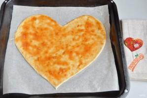 Пицца на 14 февраля - фото шаг 5