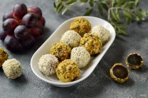 Сырные шарики с виноградом - фото шаг 7