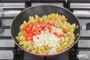 Картошка на скорую руку - фото шаг 3