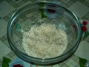 Рис с грибами и овощами - фото шаг 2