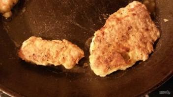 Щучье филе в кляре - фото шаг 5