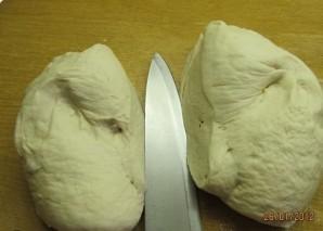 Багет в духовке - фото шаг 7