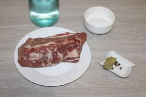 Мясо, вяленое в домашних условиях - фото шаг 1