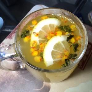 Чай с облепихой и имбирем - фото шаг 4