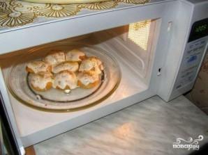 Картофель в микроволновке - фото шаг 4