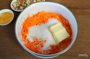 Морковный пирог без яиц - фото шаг 3