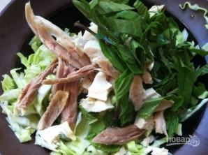 Вьетнамский куриный салат - фото шаг 4