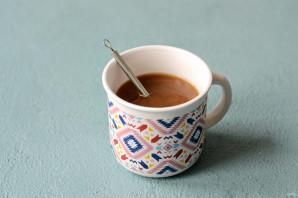Кофе с арахисовой пастой - фото шаг 4