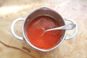 Цветная капуста в томатной заливке - фото шаг 8