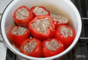Лучший рецепт фаршированных перцев с кетчупом - фото шаг 5