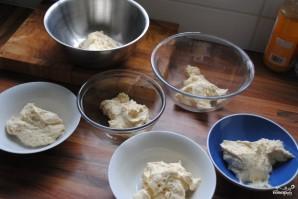 Торт Радуга с пищевыми красителями - фото шаг 1