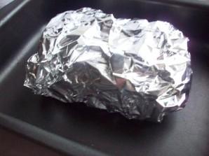 Мясо с горчицей в духовке - фото шаг 4
